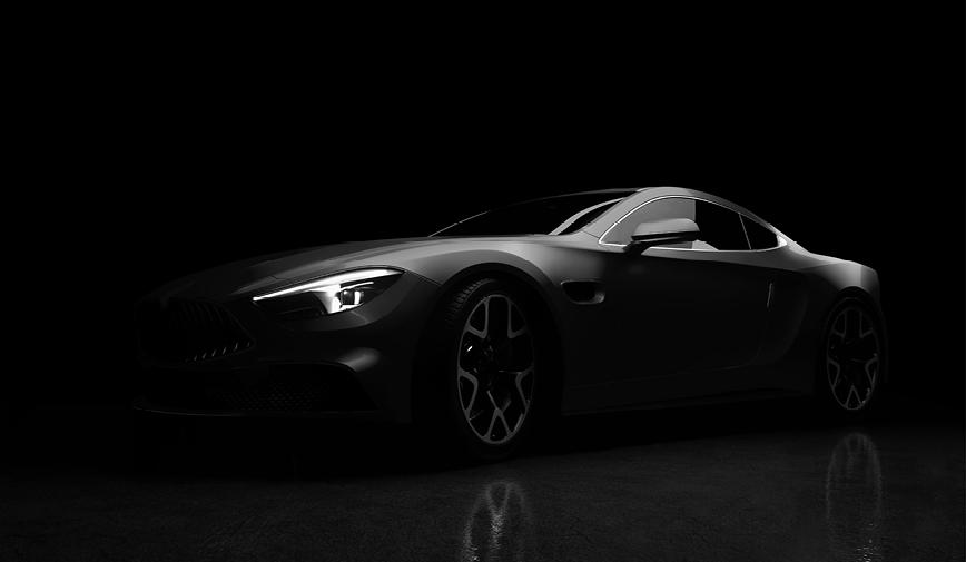 PCC Gloss Black Metallic 404 - Sports Car Web