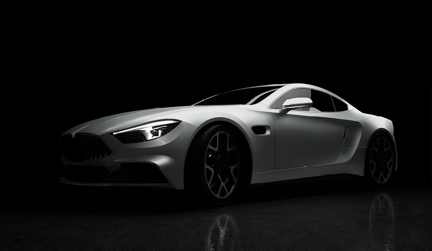 PCC Gloss Light Grey 412 - Sports Car Web