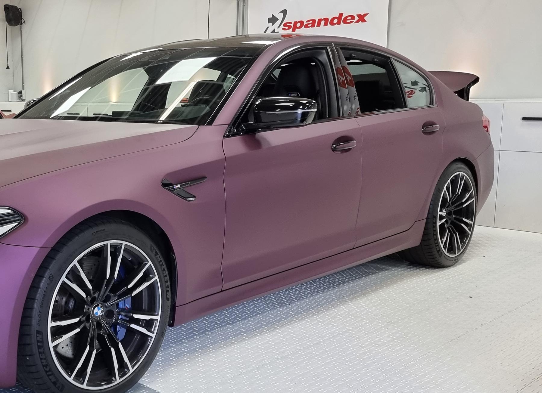 Spandex Purple